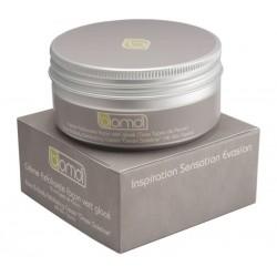 Crème exfoliante – façon vert glacé – 150ml – bio, slow cosmétique – BOMOÏ