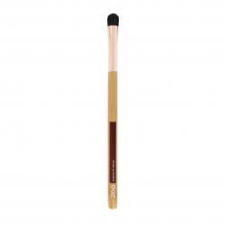 Pinceau maquillage – Langue de chat – fard à paupières – 704 – manche bambou – poils synthétiques – vegan – ZAO