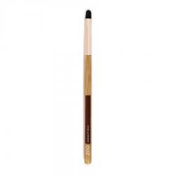 Pinceau maquillage – Lèvres – gloss + rouge à lèvres – 708 – manche bambou – poils synthétiques – vegan – ZAO
