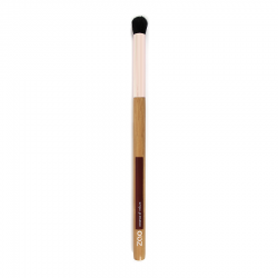 Pinceau maquillage – Estompeur – fard à paupières – 710 – manche bambou – poils synthétiques – vegan – ZAO