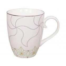 Baobab – Mug à thé – avec anse – 380ml – porcelaine – TOKYO DESIGN STUDIO