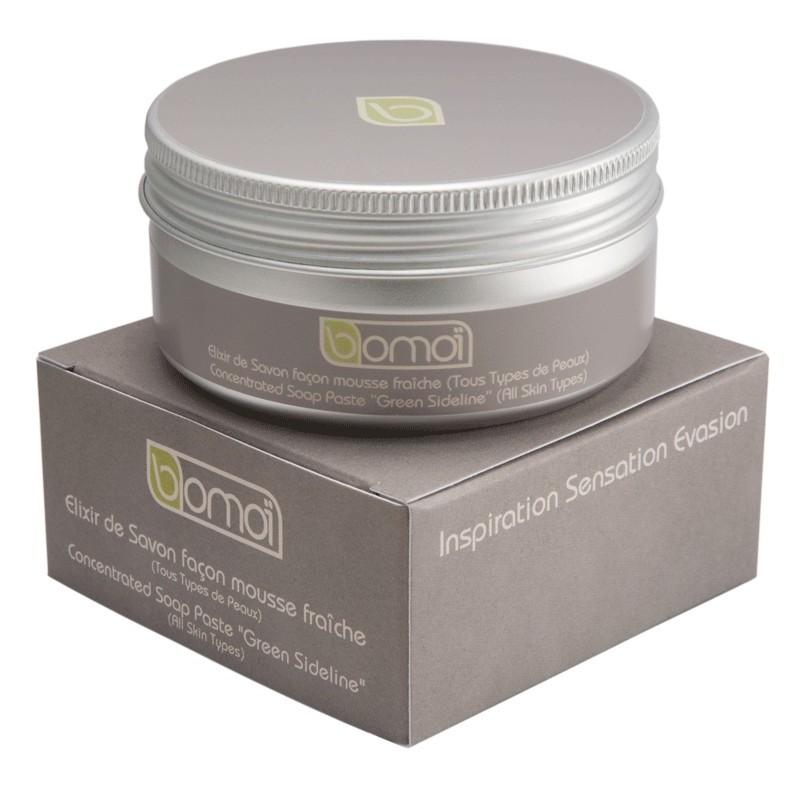 Elixir de savon – façon mousse fraîche – 150ml – bio, slow cosmétique – BOMOÏ