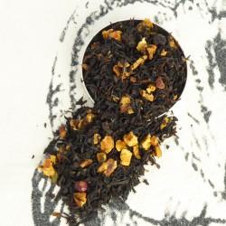 Thé noir bio Pause gourmande boite 40 g