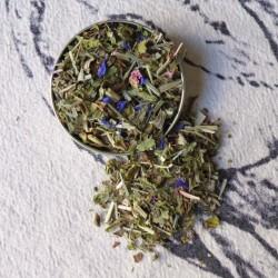 Paresse digestive – Infusion – menthe, réglisse – boîte métal – 20g – bio – LIOY TEA