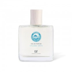 Eau de parfum mixte – CYCLADES – Flacon – 100ml – naturel, vegan, slow cosmétique – FIILIT