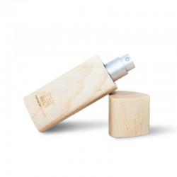 Eau de parfum mixte – BALI + écrin bois NATUREL – 10ml – naturel, vegan, slow cosmétique – FIILIT