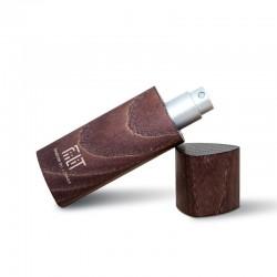 Eau de parfum mixte – CUBA + écrin bois TOBACCO – 10ml – naturel, vegan, slow cosmétique – FIILIT