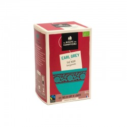 Thé earl grey bio 20 infusettes