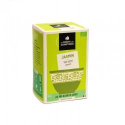 Thé vert bio au Jasmin 20 infusettes