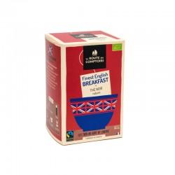 Thé noir bio Breakfast 20 infusettes
