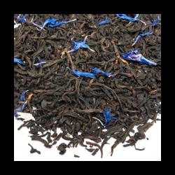 Thé noir bio Earl grey boîte 100g