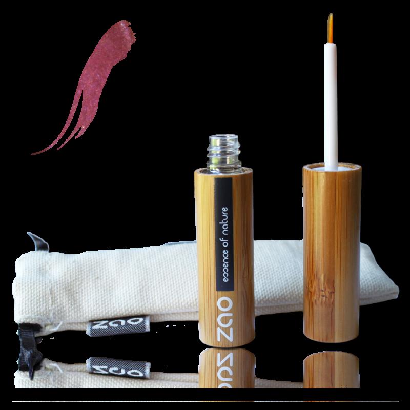 Eyeliner – 063 PRUNE – 6ml – bio, vegan – ZAO