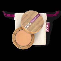 Primer yeux – base paupières, fixateur fards à paupières – 259 – boîtier bambou rechargeable – 3g – bio, vegan – ZAO