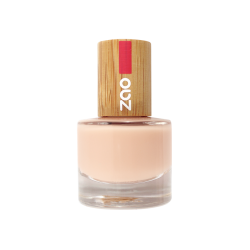 Vernis à ongles – Durcisseur – Base + soin fortifiant – 635 – 8ml – 8 free vegan – ZAO