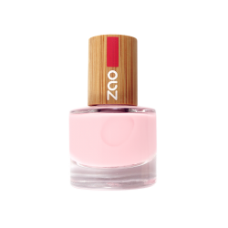 Vernis à ongles – French manucure – 643 ROSE – 8ml – 8 free vegan – ZAO