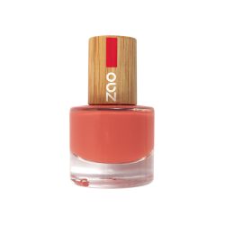 Vernis à ongles – 647 ROUILLE – 8ml – 8 free vegan – ZAO