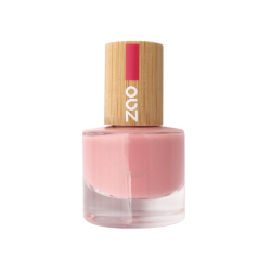 Vernis à ongles – 662 ROSE POUDRÉ – 8ml – 8 free vegan – ZAO
