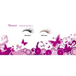 Mascara volume – Nuancier – ZAO